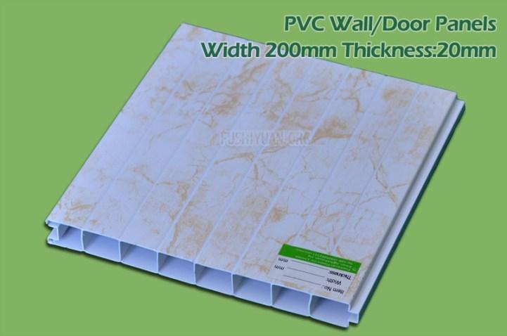 Normal wall panels