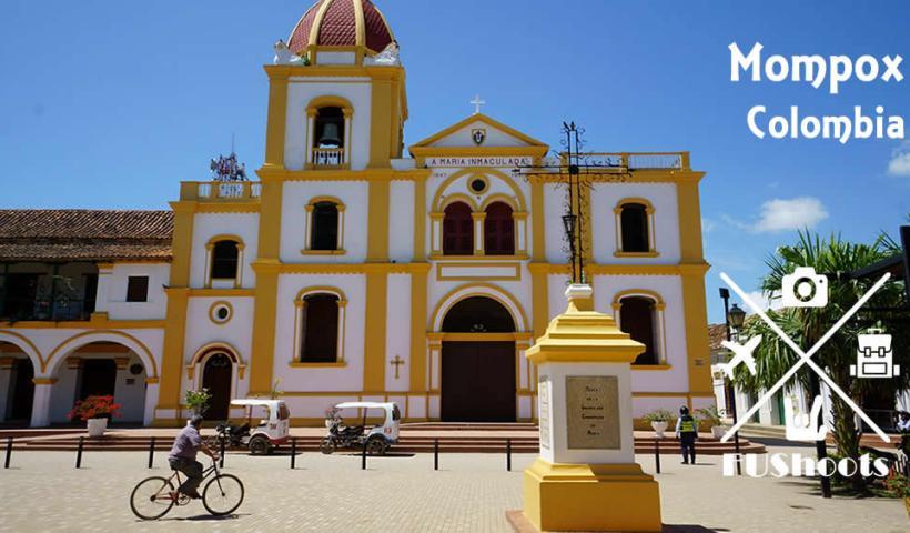 Turismo en Mompox Colombia