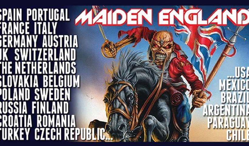 Iron Maiden Amsterdam 2013