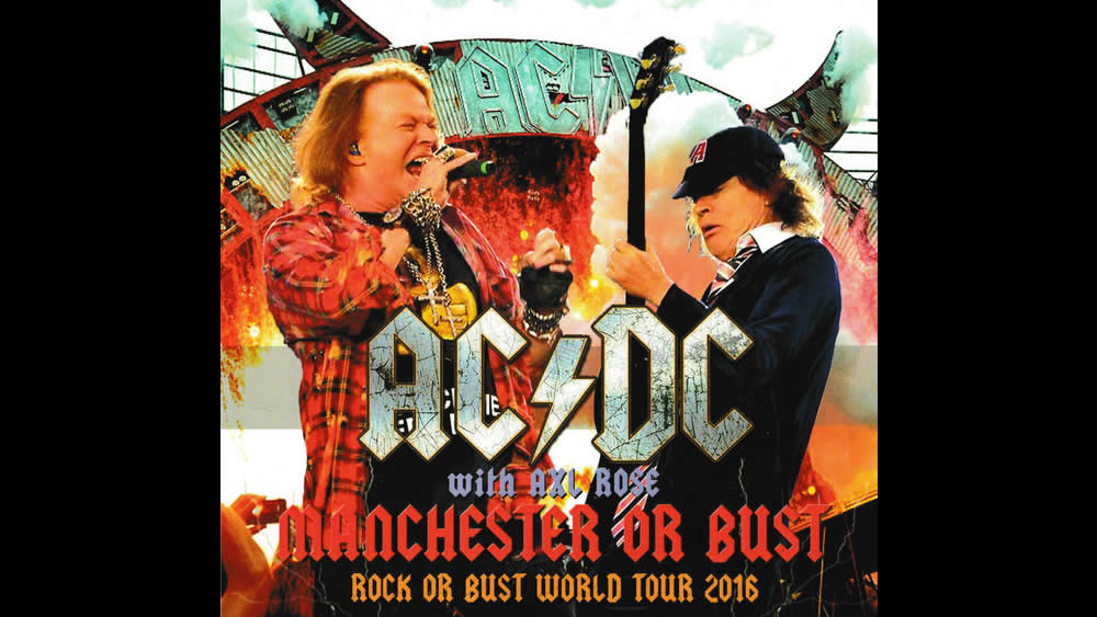 AC-DC Manchester 2016
