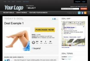 Group Buying WordPress Theme