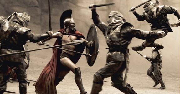 300 The Battle of Artemisium