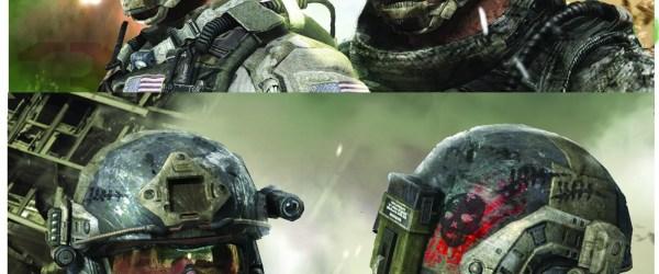 Call of Duty Modern Warfare 3 concept art Sandman