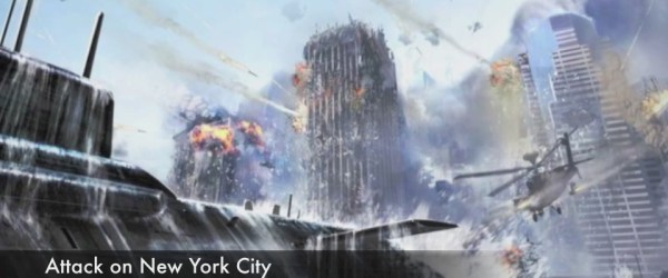 Call of Duty Modern Warfare 3 Attack on New York City