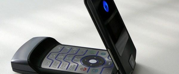 Motorola RAZR V3i