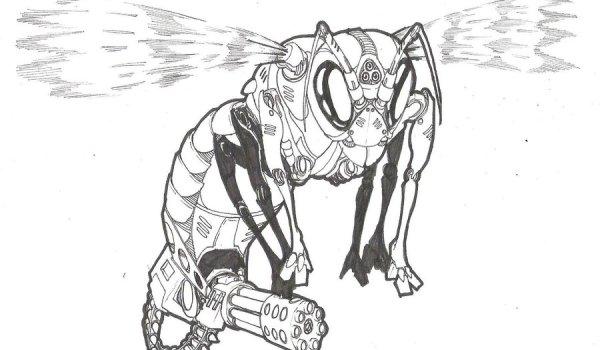 RoboHornet
