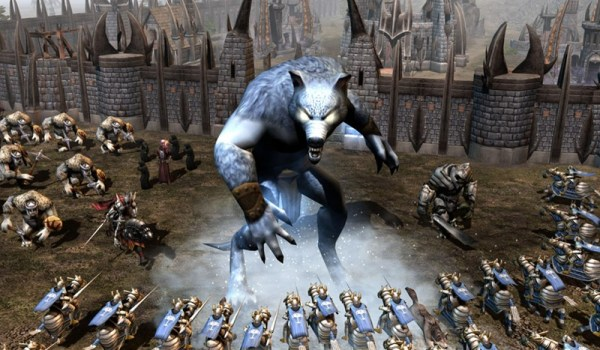 Legends of Middle Earth game