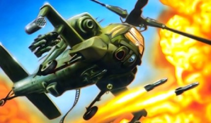 Desert Strike remake may be in the works, EA files trademark