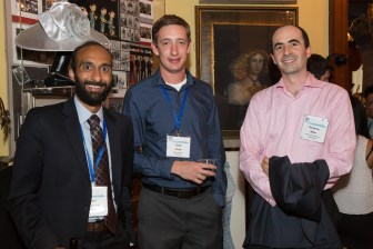 Arjun Majumdar, Geoff Gross, and Benjamin Miller