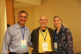 Paulo Costa, Allen Waxman, and Kathryn Laskey