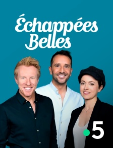Echappées Belles Rome France 5 : echappées, belles, france, Echappées, Belles, Streaming, Replay, France, Molotov.tv