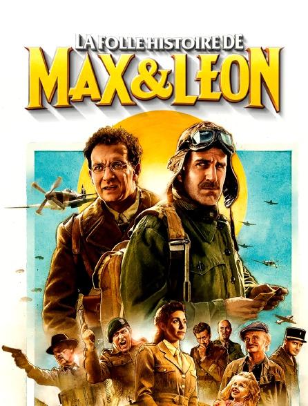 La Folle Histoire De Max Et Léon Streaming Vf : folle, histoire, léon, streaming, Folle, Histoire, Léon, Streaming, Molotov.tv