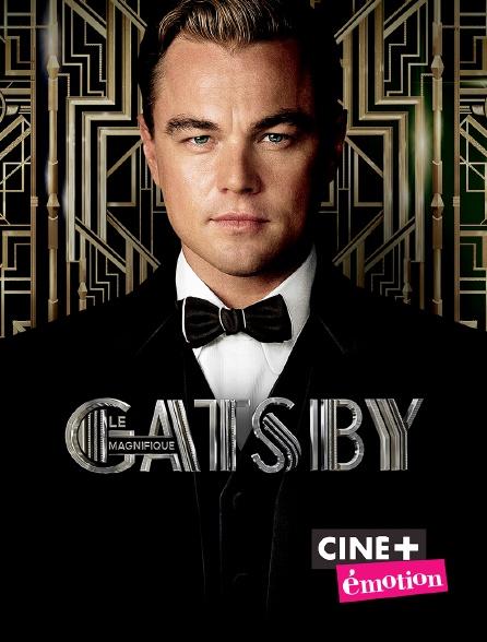 Gatsby Le Magnifique Streaming Hd : gatsby, magnifique, streaming, Gatsby, Magnifique, Streaming, Ciné+, Emotion, Molotov.tv