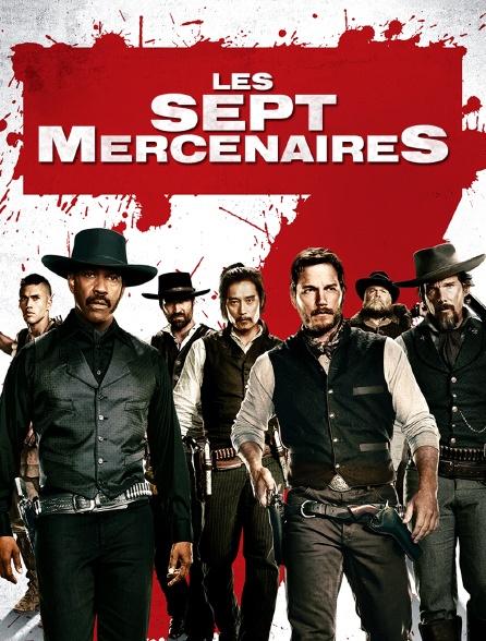 Les 7 Mercenaires en streaming complet gratuit en français