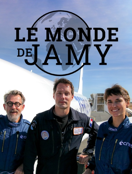 REPLAY - Le monde de Jamy (France 4) : Thomas Pesquet et