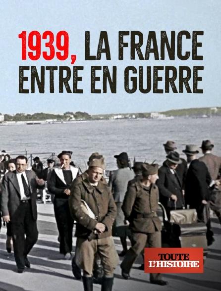 """""""1939, la France entre en guerre"""" : un documentaire sur"""