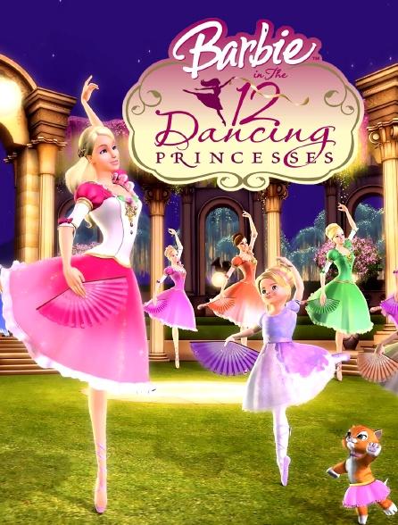 Barbie Au Bal Des 12 Princesses : barbie, princesses, Barbie, Princesses, Streaming, Molotov.tv