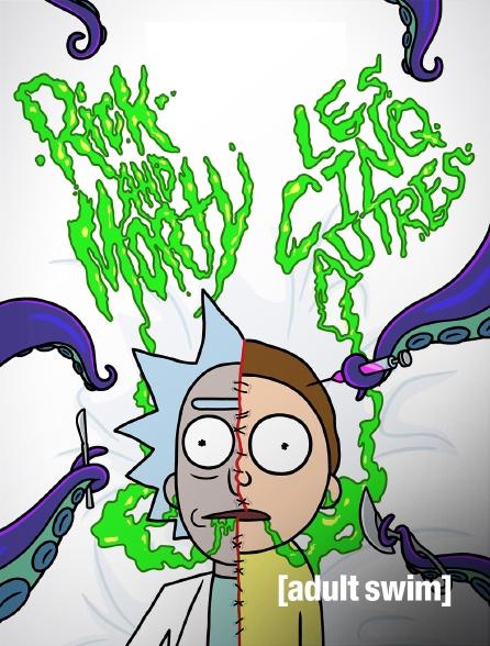 Rick Et Morty Streaming : morty, streaming, Morty, Streaming, Adult, Molotov.tv