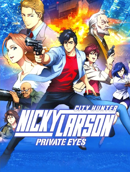 Streaming Nicky Larson Private Eyes : streaming, nicky, larson, private, Nicky, Larson, Private, Streaming, Molotov.tv