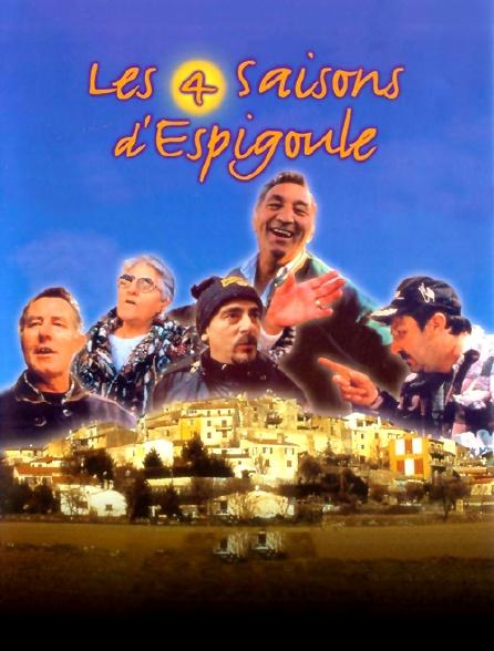 Les 4 saisons d'Espigoule 1999 смотреть онлайн бесплатно...