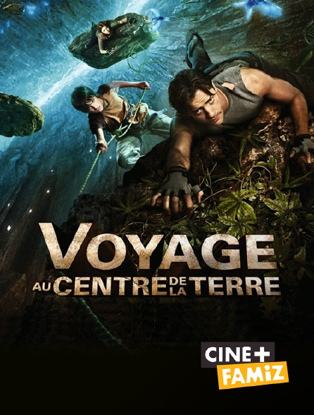Voyage Au Centre De La Terre 1 Streaming : voyage, centre, terre, streaming, Voyage, Centre, Terre, Streaming, Replay, Ciné+, Famiz, Molotov.tv