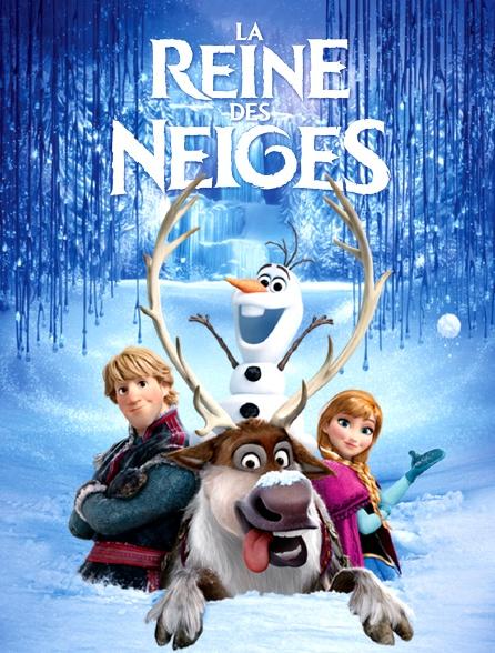 Regarder La Reine Des Neiges : regarder, reine, neiges, Reine, Neiges, Streaming, Molotov.tv