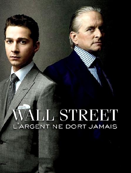 Homme Qui Ne Dort Jamais : homme, jamais, Street:, L'argent, Jamais,, L'action, Baisse