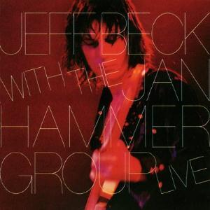 Jeff Beck – With The Jan Hammer Group: Live