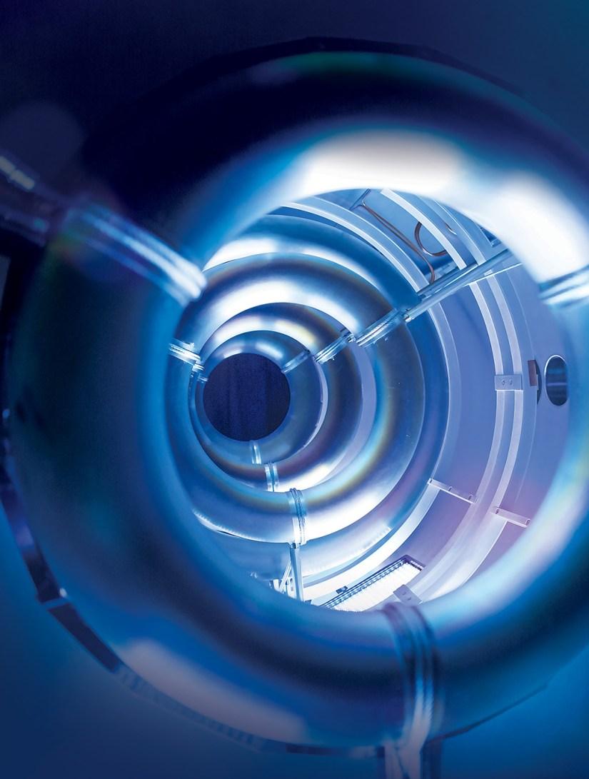 superconducting magnet rings