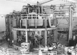 Princeton's Tokamak reactor