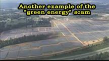 green energy scam