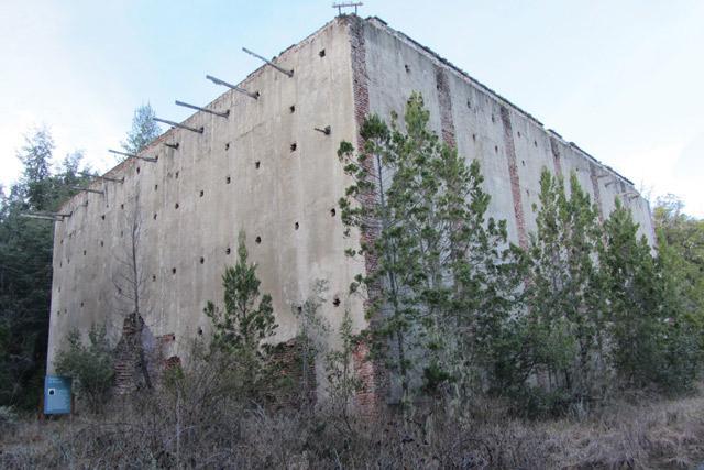huemul bunker