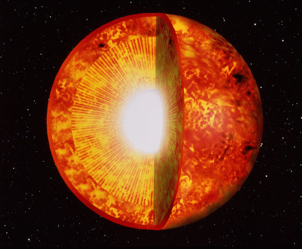Scientists are hoping to reproduce the same process which occurs in the sun