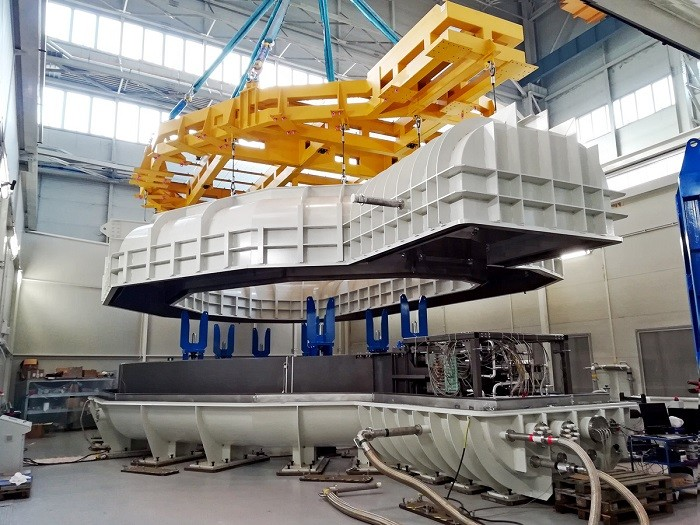 Success for Europe's ITER Toroidal Field coil cold tests
