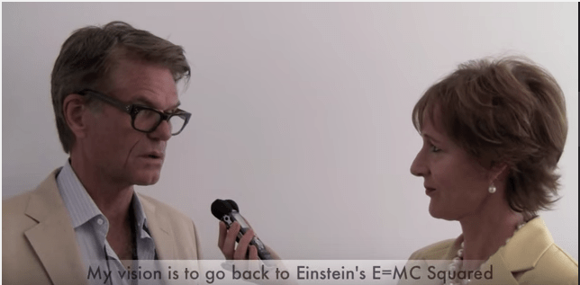 Mad Men's Harry Hamlin on Tesla, Clean Energy