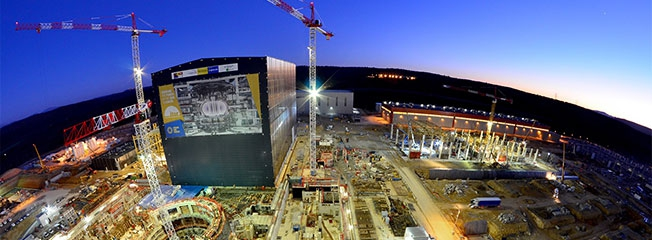 Fusion as an energy source: the ITER project is back on track