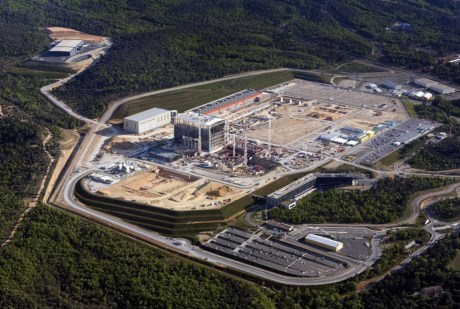 New schedule agreed for Iter fusion project