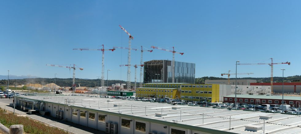 Iter : delivery of the first parts of the reactor scheduled by 2018 according to Bernard Bigot