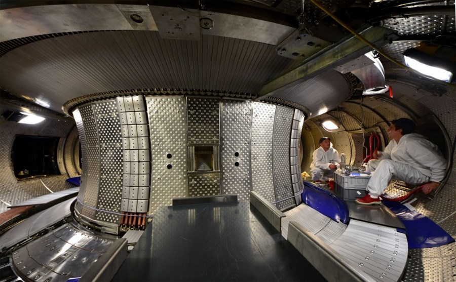 ITER-like WEST ready to go