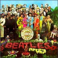 Beatles - Sgt. Pepper's Lonely Heart's Club Band