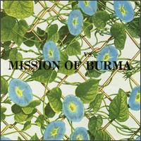 Mission Of Burma - Vs. on Ryko (1982)