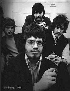 pre-Sabbath Iommi and Ward in Mythology 1968