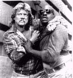 They Live - Rowdy Roddy Piper sees the light using Hofmann Lenses
