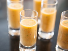 Catering Custom Gazpacho Soup