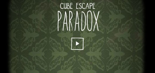 Прохождение Cube escape Paradox. Глава 1