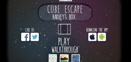 Cube escape Harvey s box прохождение