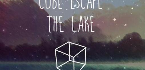 Cube escape: the lake играть онлайн