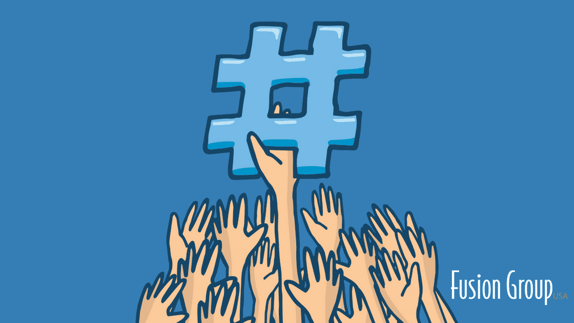 Hashtags and Facebook