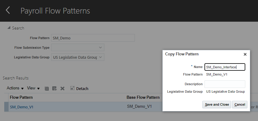 Cloned flow which will fetch the latest version