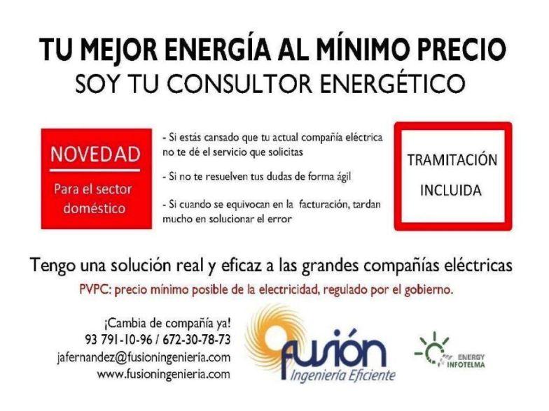 tarifas electricas precio minimo pvpc